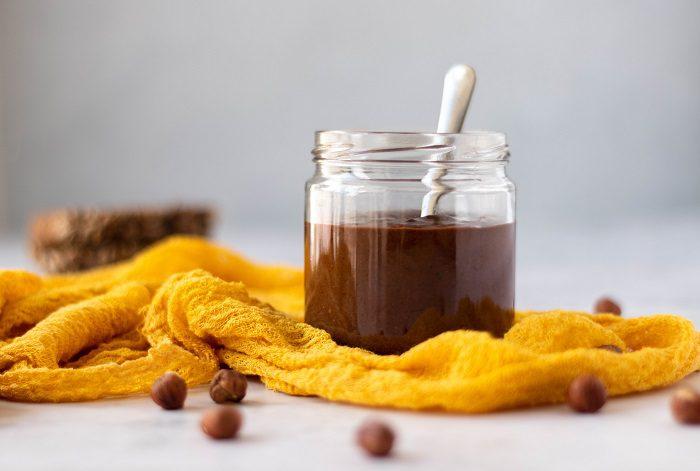 Receita de Nutella Saudável