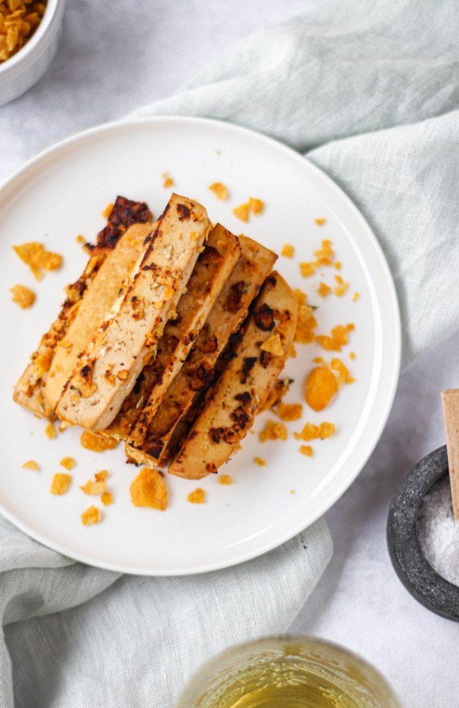 Receita de Panados de tofu
