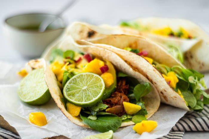 Tacos Vegetarianos de Jaca