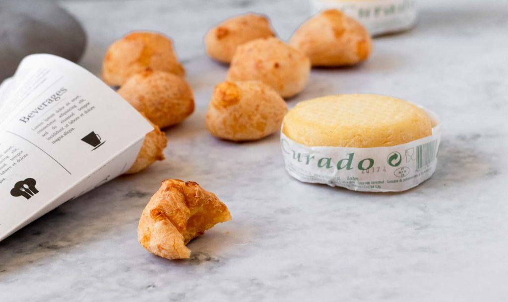 Pão de queijo curado