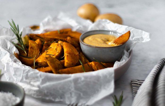 Batatas Wedge