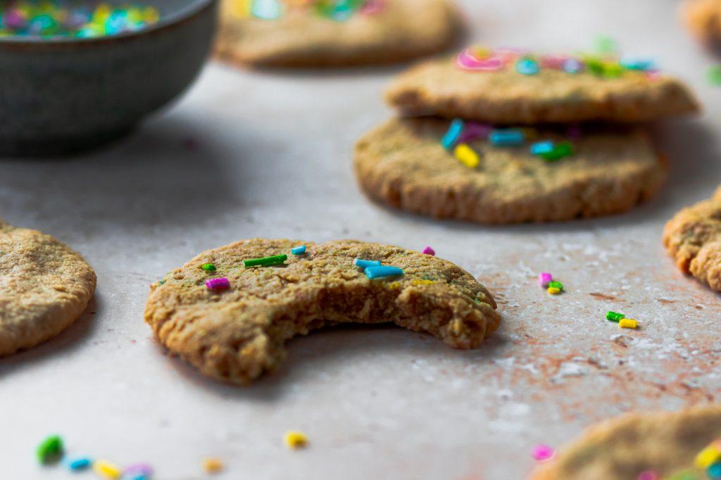 Cookies Coloridas